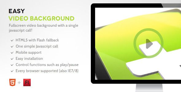 Easy Video Background 3D Pusat Download Area
