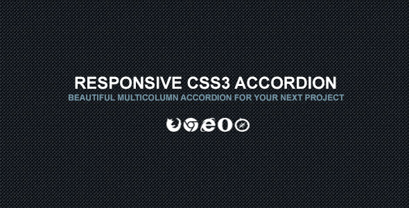 CSS3 Vertical & Horizontal Accordion - Tabs and Sliders
