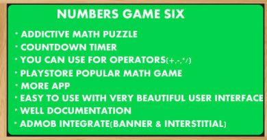 Numbers Game 6